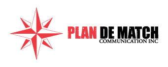 Fier partenaire de b2golf : plan de match communication
