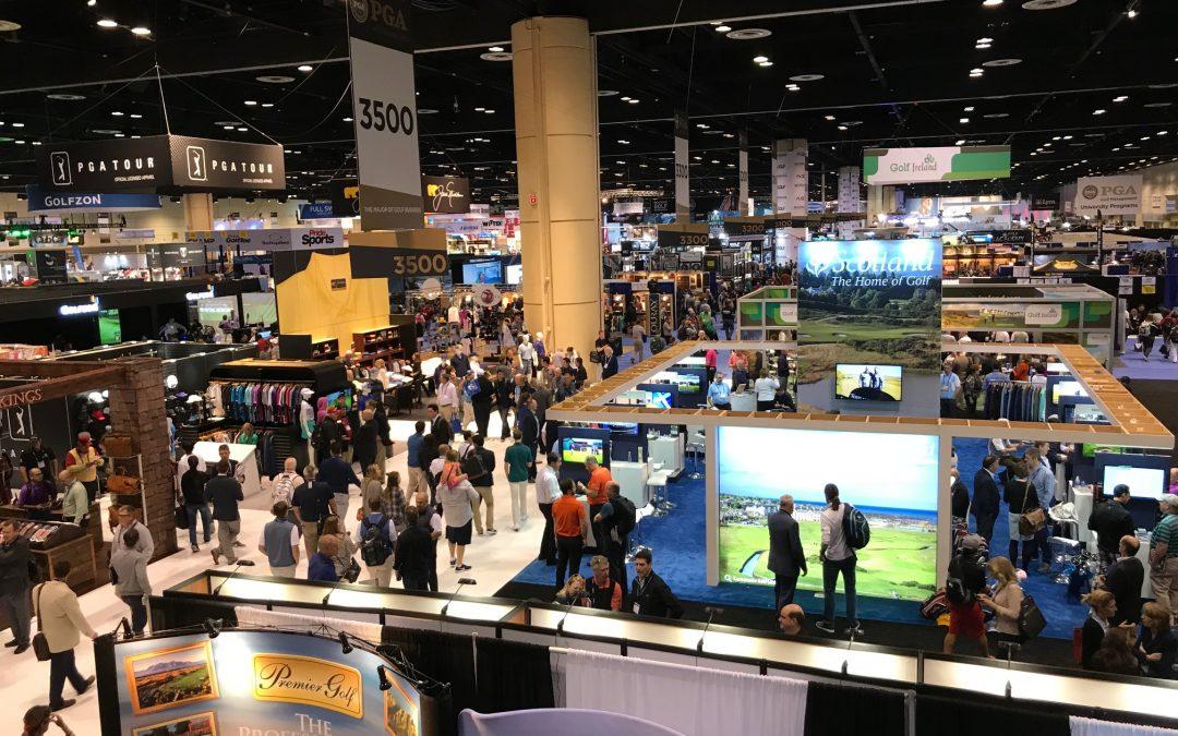 Le PGA Merchandise show 2018